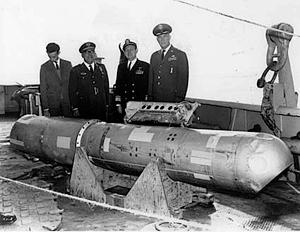 Palomares-bomb