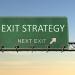 Exit-money
