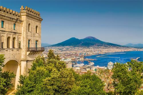 Italy-Neapol